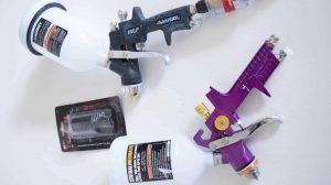 How To Set Up An HVLP Spray Gun