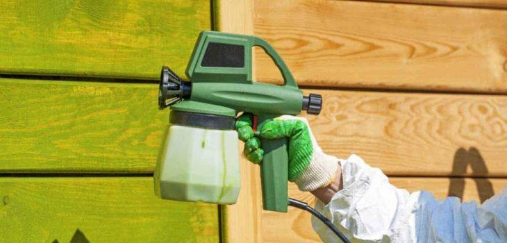 fixing blotchy spray paint